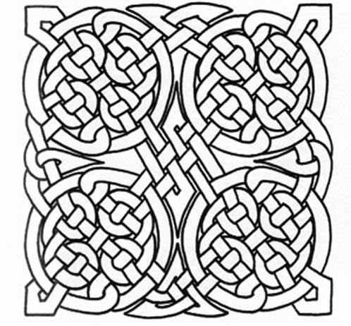 Celtic Knot Art